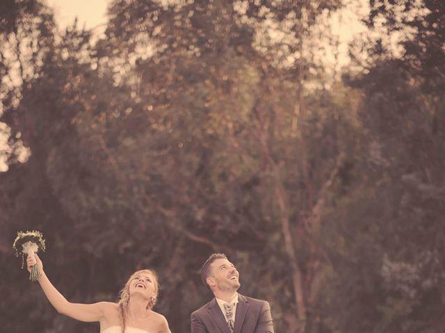 La boda de Daniel y Jessica en Sant Fost De Campsentelles, Barcelona 48