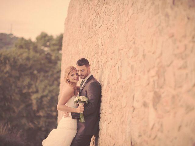 La boda de Daniel y Jessica en Sant Fost De Campsentelles, Barcelona 53