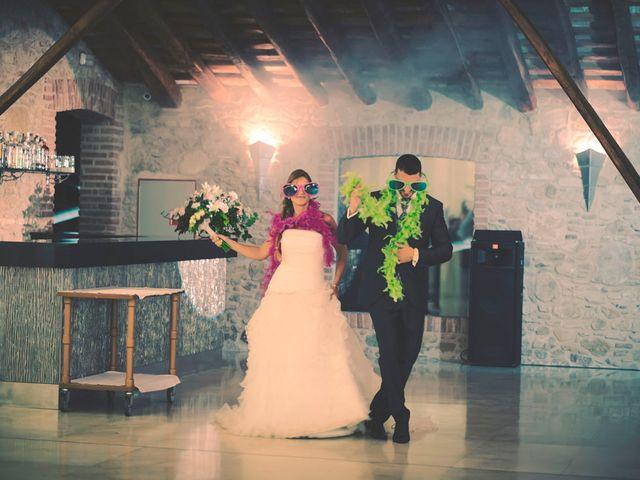 La boda de Daniel y Jessica en Sant Fost De Campsentelles, Barcelona 2