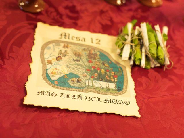 La boda de Pachu y Marta en Navaluenga, Ávila 4