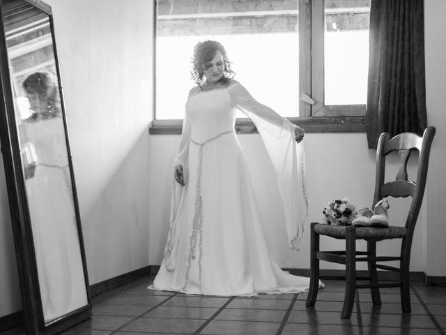 La boda de Pachu y Marta en Navaluenga, Ávila 19