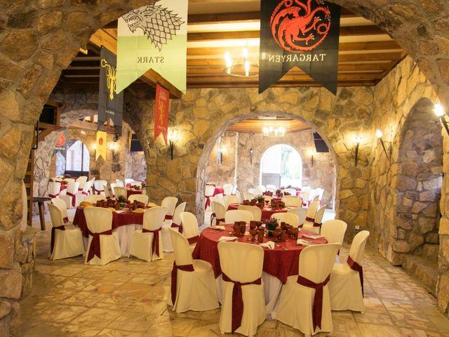 La boda de Pachu y Marta en Navaluenga, Ávila 21