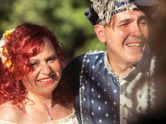 La boda de Pachu y Marta en Navaluenga, Ávila 22