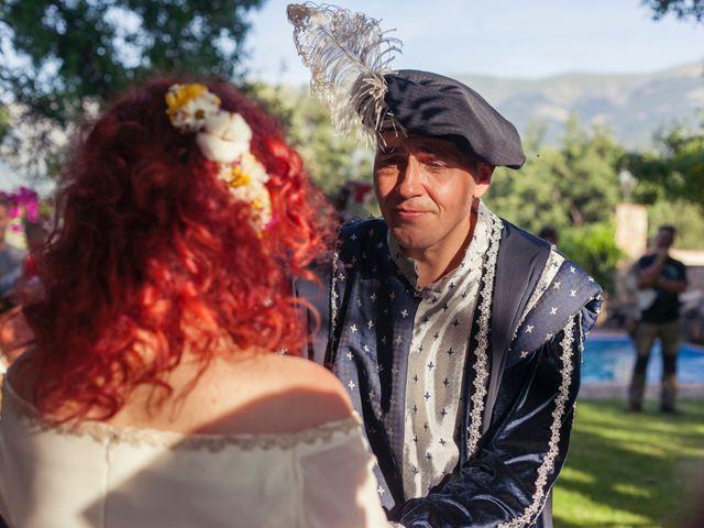 La boda de Pachu y Marta en Navaluenga, Ávila 23