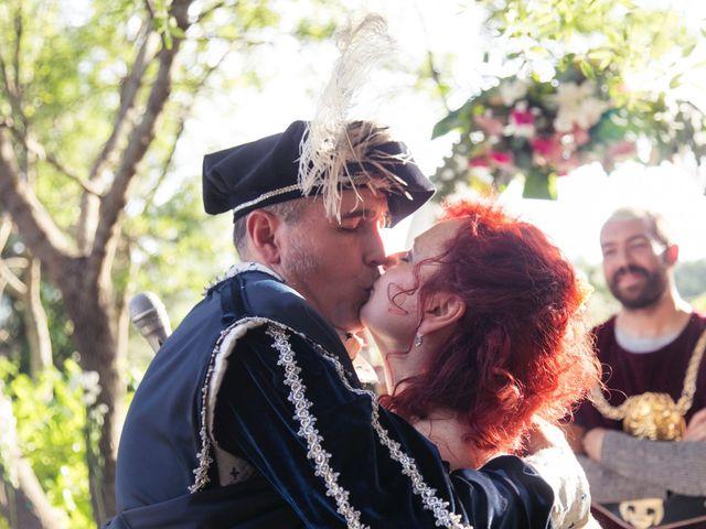 La boda de Pachu y Marta en Navaluenga, Ávila 24