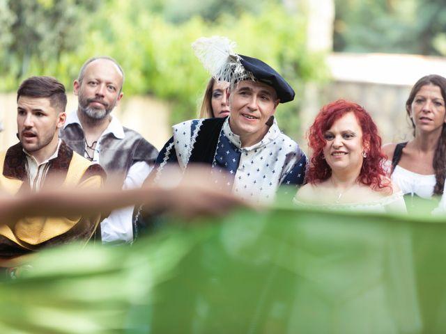 La boda de Pachu y Marta en Navaluenga, Ávila 29