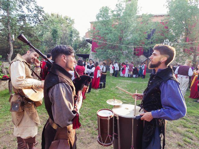 La boda de Pachu y Marta en Navaluenga, Ávila 30