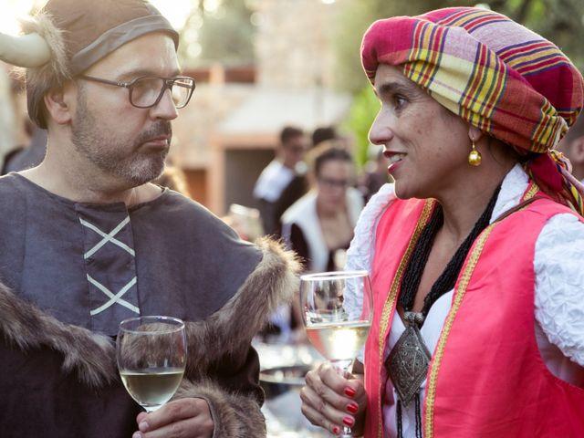 La boda de Pachu y Marta en Navaluenga, Ávila 31