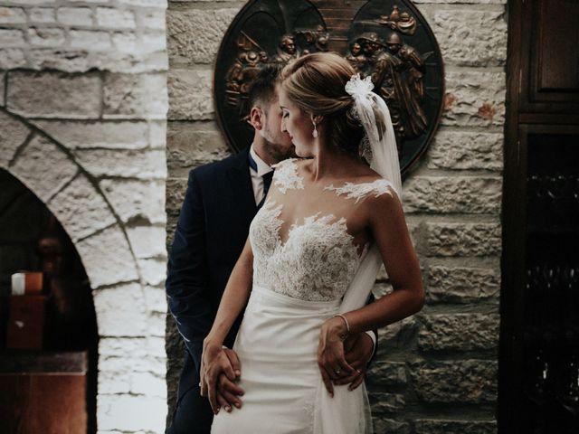 La boda de Astrid y Pedro