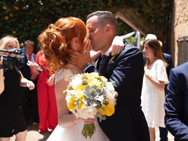 La boda de Miriam  y Germán