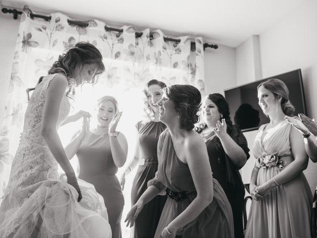 La boda de Iván y Tamara en Alzira, Valencia 25