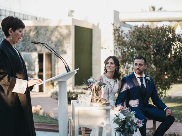 La boda de Iván y Tamara en Alzira, Valencia 32
