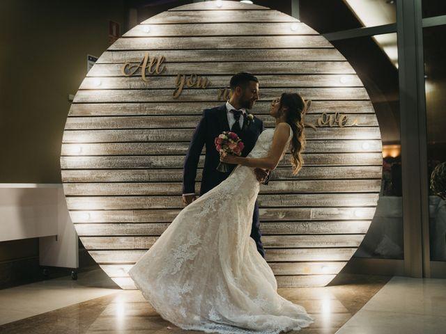 La boda de Iván y Tamara en Alzira, Valencia 45