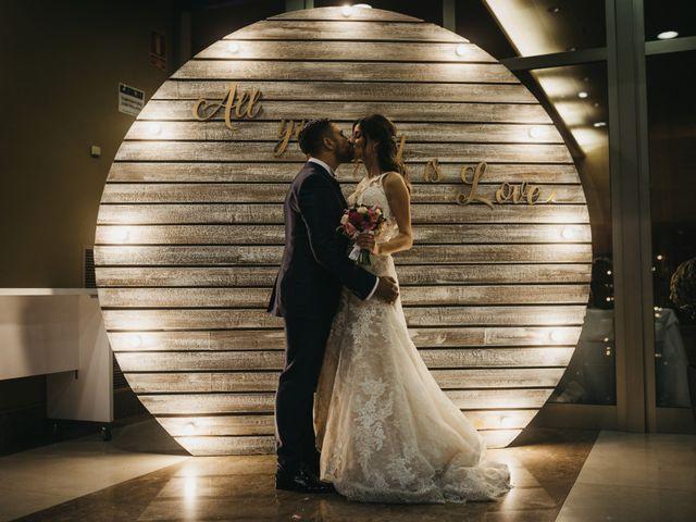 La boda de Iván y Tamara en Alzira, Valencia 46