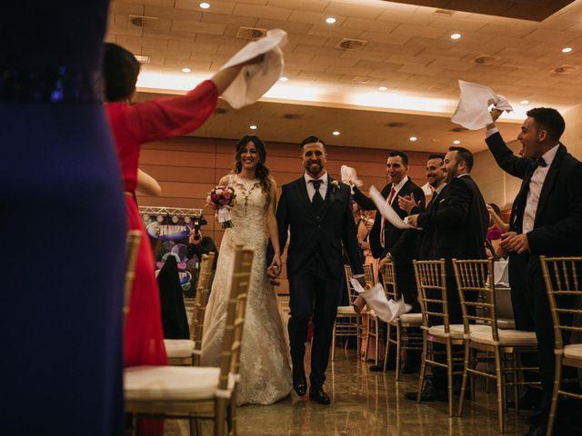 La boda de Iván y Tamara en Alzira, Valencia 47