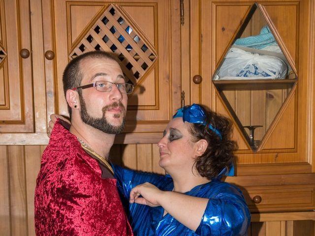La boda de Cristian  y Laura en Jun, Granada 6