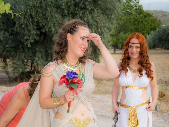 La boda de Cristian  y Laura en Jun, Granada 8