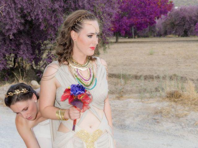 La boda de Cristian  y Laura en Jun, Granada 10