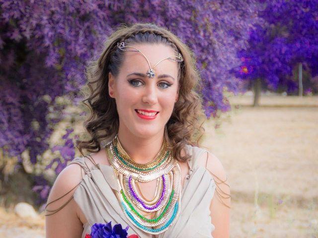 La boda de Cristian  y Laura en Jun, Granada 11