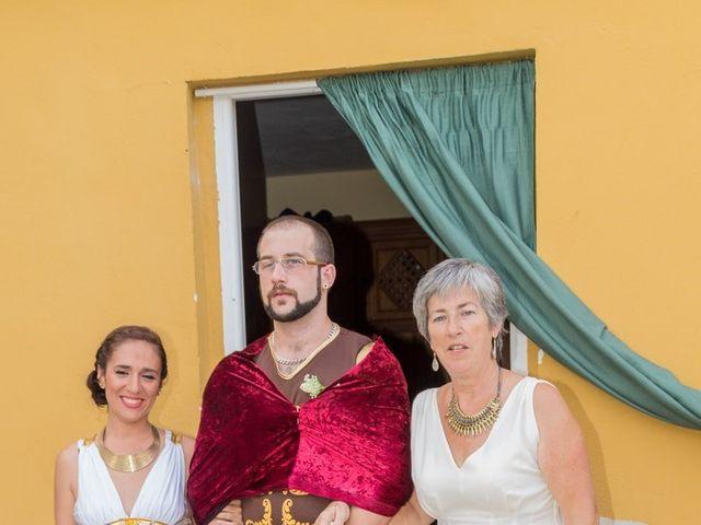 La boda de Cristian  y Laura en Jun, Granada 12