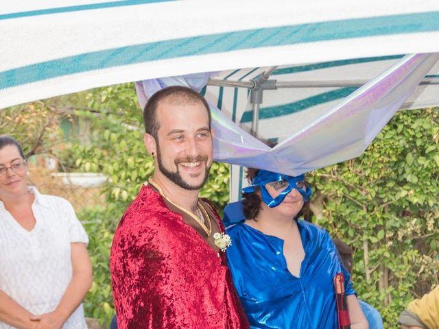 La boda de Cristian  y Laura en Jun, Granada 15