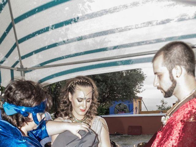 La boda de Cristian  y Laura en Jun, Granada 20