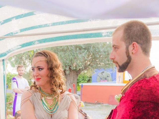 La boda de Cristian  y Laura en Jun, Granada 21