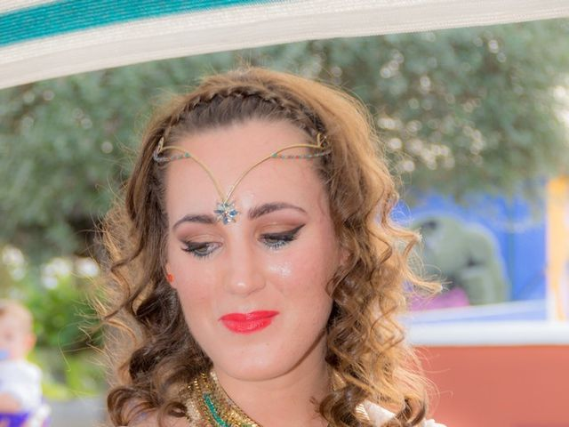 La boda de Cristian  y Laura en Jun, Granada 22