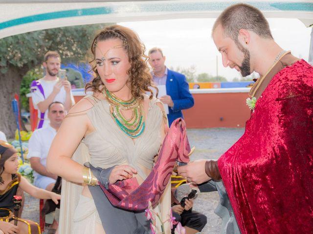 La boda de Cristian  y Laura en Jun, Granada 24