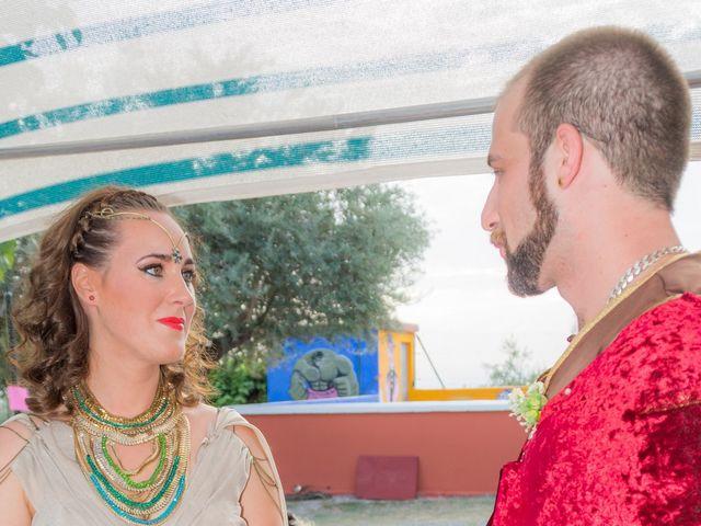 La boda de Cristian  y Laura en Jun, Granada 26
