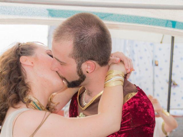 La boda de Cristian  y Laura en Jun, Granada 33