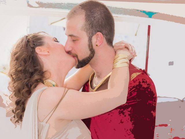 La boda de Cristian  y Laura en Jun, Granada 34