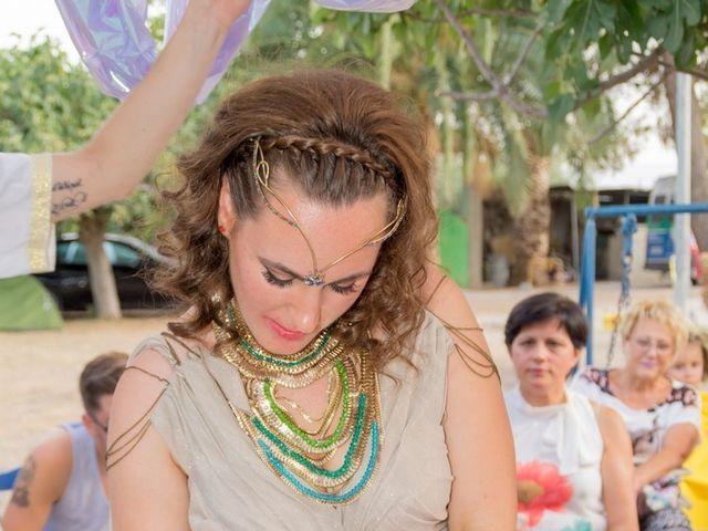 La boda de Cristian  y Laura en Jun, Granada 35