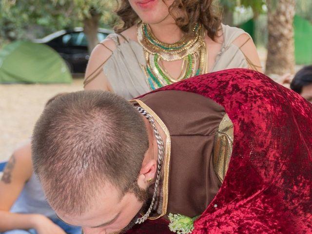 La boda de Cristian  y Laura en Jun, Granada 36