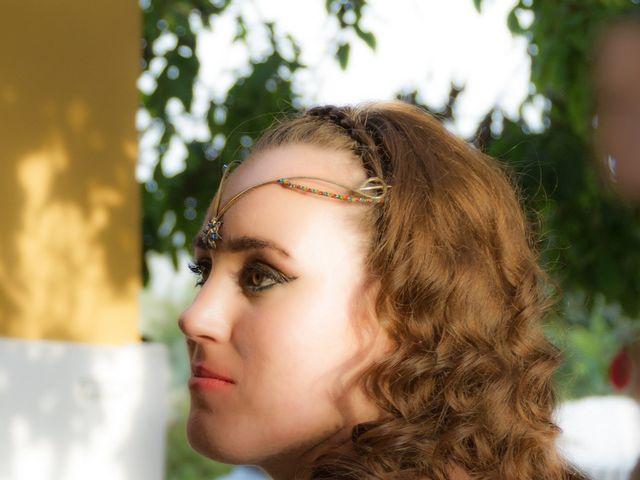 La boda de Cristian  y Laura en Jun, Granada 40