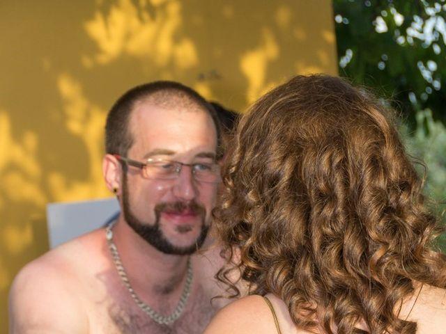 La boda de Cristian  y Laura en Jun, Granada 41