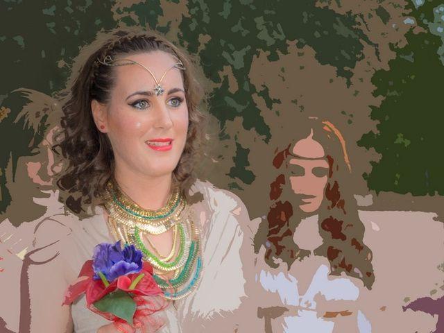 La boda de Cristian  y Laura en Jun, Granada 42