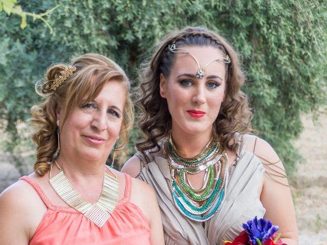 La boda de Cristian  y Laura en Jun, Granada 44