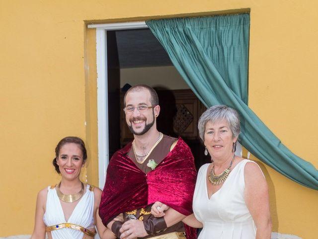 La boda de Cristian  y Laura en Jun, Granada 45