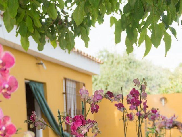 La boda de Cristian  y Laura en Jun, Granada 51