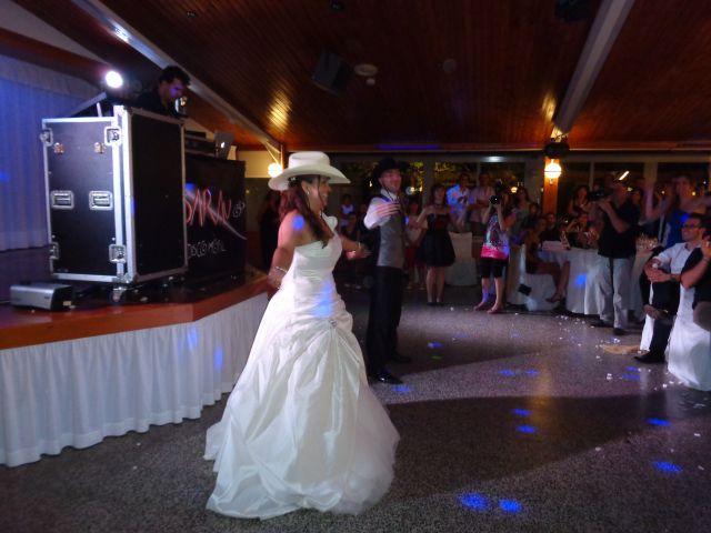 La boda de Núria y Agustí en Olot, Girona 4