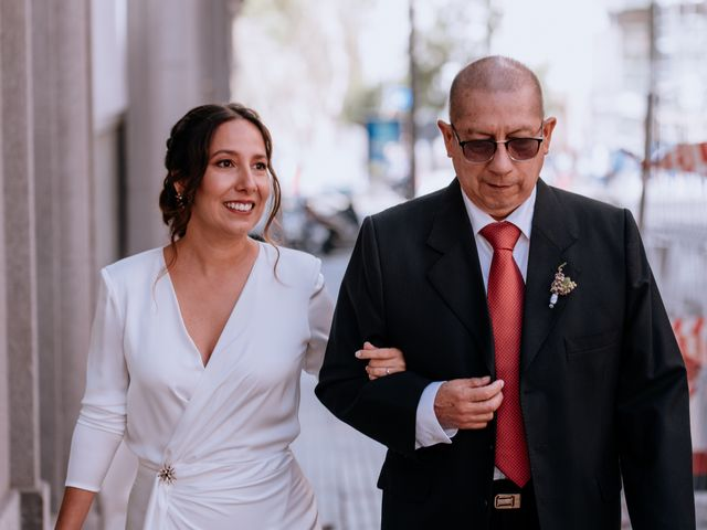 La boda de Karina y Alberto en Madrid, Madrid 8