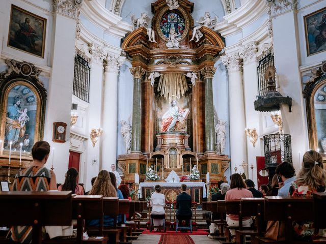 La boda de Karina y Alberto en Madrid, Madrid 9