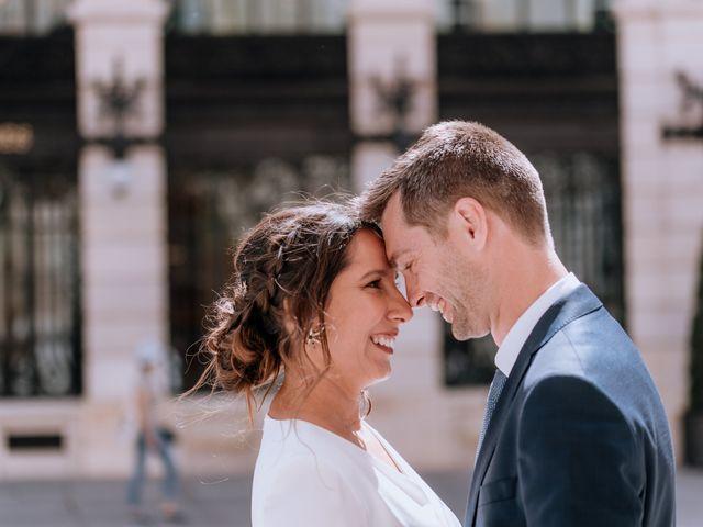 La boda de Karina y Alberto en Madrid, Madrid 13