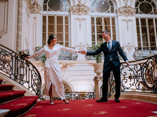 La boda de Karina y Alberto en Madrid, Madrid 15