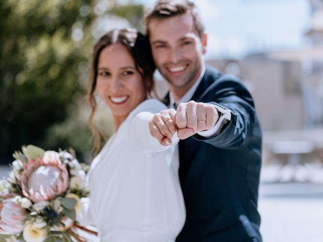 La boda de Alberto y Karina