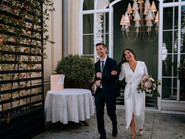 La boda de Karina y Alberto en Madrid, Madrid 19
