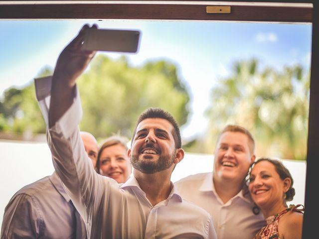 La boda de Mariano y Alex en Mutxamel, Alicante 13