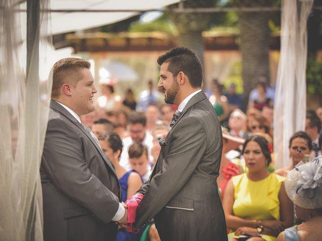 La boda de Mariano y Alex en Mutxamel, Alicante 15