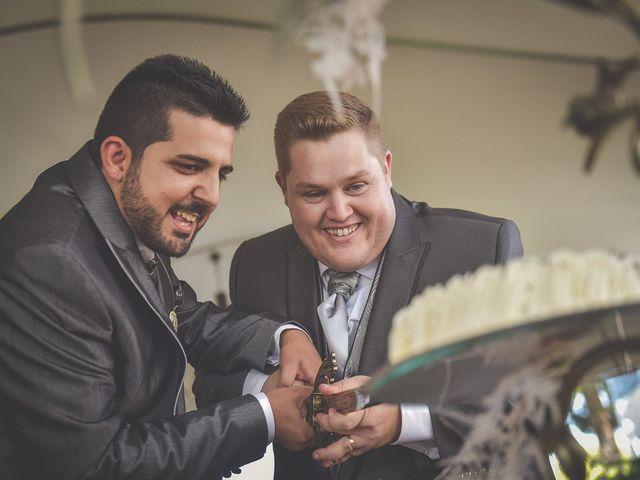 La boda de Mariano y Alex en Mutxamel, Alicante 2